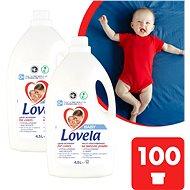 LOVELA Baby na farebnú bielizeň 2× 4,5 l (100 praní) - Tekutý prací prostriedok
