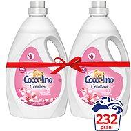 COCCOLINO Tiare Flower & Strawberries 2×2.9 l (232 washes)