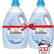 COCCOLINO Blue Splash Fusion 2×2.9 l (232 washes)