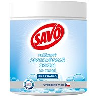 Savo práškový prípravok na škvrny Na bielu bielizeň 450 g (20 praní) - Odstraňovač škvŕn