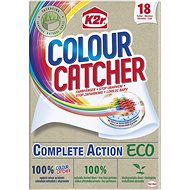 K2R Colour Catcher Eco Against Colour Bleeding 18 Pcs - Washing Machine Sheets