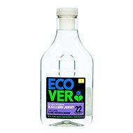 ECOVER Laundry Liquid Black 1 l (22 praní) - Ekologický prací gél
