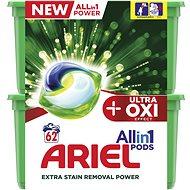 ARIEL Allin1 Pods + Oxi 62 pcs - Washing Capsules