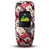 Garmin Vívofit Junior2 Minnie Mouse (Stretch) - Fitness náramok