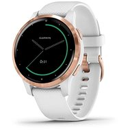 Garmin vívoactive 4S RoseGold White - Smartwatch