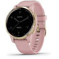 Garmin vívoactive 4S LightGold Pink - Smartwatch