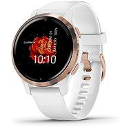 Garmin Venu 2S Rose Gold/White Band - Smartwatch