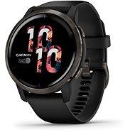 Garmin Venu2 Slate/Black Band - Smart hodinky