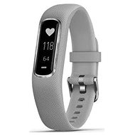 Garmin vivoSmart4 Grey/Silver (Size S/M) - Fitness Tracker