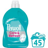 PERWOLL Care&Refresh 2.7 l (45 praní) - Prací gél