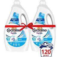 COCCOLINO Care White 2× 2,4 l (120 praní)