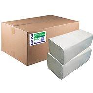 LINTEO ZZ STANDARD 5000 sivé 20× 250 ks - Papierové utierky