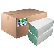 LINTEO ZZ STANDARD 5000 zelené 20× 250 ks - Papierové utierky do zásobníka