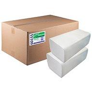 LINTEO ZZ STANDARD 5000 biele 20× 250 ks - Papierové utierky