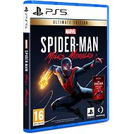 Marvels Spider-Man: Miles Morales Ultimate Edition – PS5 - Hra na konzolu