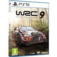WRC 9 – PS5 - Hra na konzolu