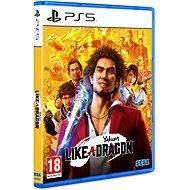 Yakuza: Like a Dragon – PS5 - Hra na konzolu