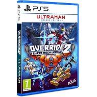 Override 2: Super Mech League – Ultraman Deluxe Edition – PS5 - Hra na konzolu