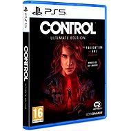 Control Ultimate Edition – PS5 - Hra na konzolu
