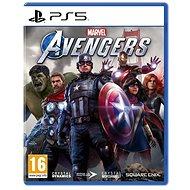 Marvels Avengers – PS5 - Hra na konzolu