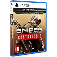Hra na konzoli Sniper: Ghost Warrior Contracts 2 - Elite Edition - PS5 - Hra na konzolu