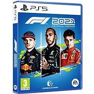 F1 2021 – PS5 - Hra na konzolu
