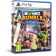 Worms Rumble: Fully Loaded Edition – PS5