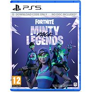 Fortnite: The Minty Legends Pack – PS5