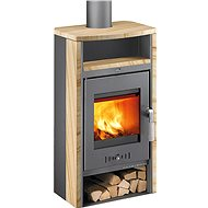 HAAS+SOHN, LIVORNO - Wood Stove