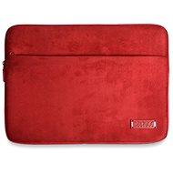 """PORT DESIGNS MILANO 13/14"""" červené - Puzdro na notebook"""
