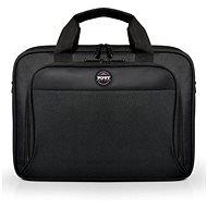 """PORT DESIGNS HANOI 2 Clamshell taška na 13/14"""" notebook, čierna - Taška na notebook"""