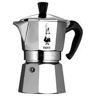 Bialetti Moka Express pre 2 šálky - Moka kávovar
