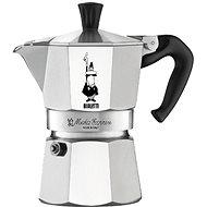 Bialetti Moka Express pre 4 šálky - Moka kávovar