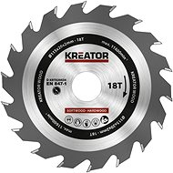 Kreator KRT020434 - Pílový kotúč na drevo
