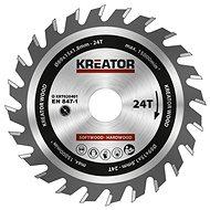 Kreator KRT020401 - Pílový kotúč na drevo