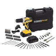 POWERPLUS POWX00820 - Akumulátorový skrutkovač