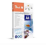 Peach PP500-02 A4/200 lesklá – balenie 100 ks - Laminovacia fólia