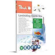 PEACH PPC500-03 Combi Box 100 - Laminovacia fólia