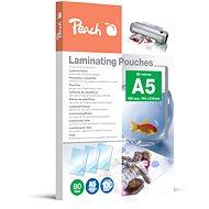 Peach PP580-03 A5/160 lesklá – balenie 100 ks - Laminovacia fólia