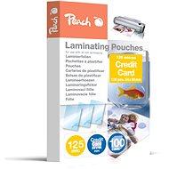 Laminovacia fólia  Peach PP525-07 54 × 86 mm/250 lesklá – balenie 100 ks - Laminovací fólie