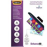 Fellowes A4 80 mic ImageLast - Laminovacia fólia