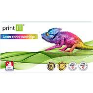 PRINT IT Samsung CLT-C406S azúrový - Alternatívny toner