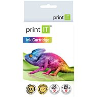 PRINT IT Brother LC-980/LC-1100 Black - Alternatívny atrament