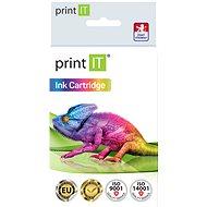 PRINT IT Canon CLI-551 azúrový - Alternatívny atrament