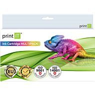 PRINT IT Multipack T1816 no. 18XL C/M/Y/Bk  pre tlačiarne Epson - Alternatívny atrament