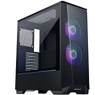 Phanteks Eclipse P360A Tempered Glass - D-RGB Black - PC skrinka