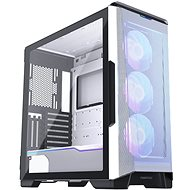 Phanteks Eclipse P500A Tempered Glass - D-RGB White - PC skrinka