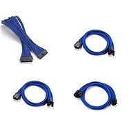 Phanteks Extension Cable Set – Modré - Napájací kábel