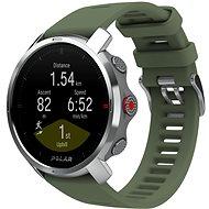 POLAR Grit X zelené, veľ. M/L - Smart hodinky