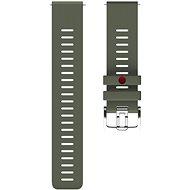 POLAR Grit X 22 mm remienok pre Polar Vantage M/M2/ Polar Grit X zelený M/L